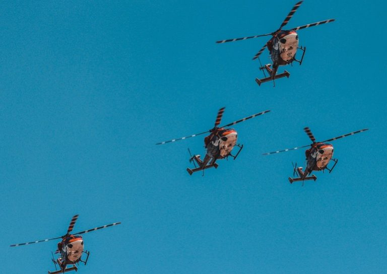 Financing for  helicopters purchaseDebt